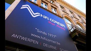 Hifi Corner winkel te Antwerpen