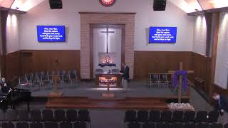 March 29, 2020 Service Video