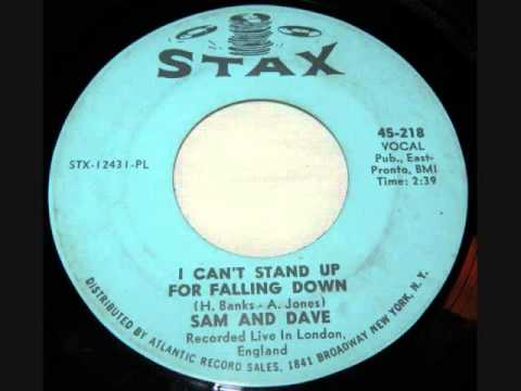"""Sam and Dave """"I Can't Stand Up For Falling Down"""""""