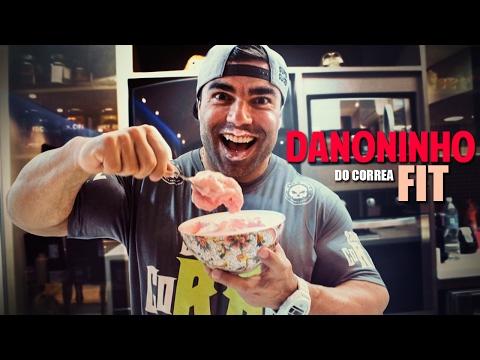 Cozinha Bodybuilder: Danoninho Fit do Correa