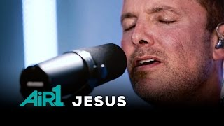 "Chris Tomlin ""Jesus"" LIVE at Air1 Radio"