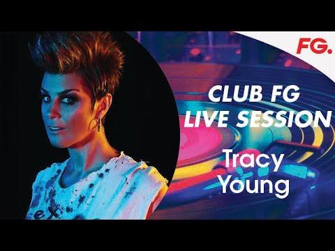 TRACY YOUNG   CLUB FG   LIVE DJ MIX   RADIO FG