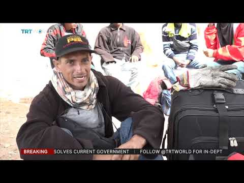 Thousands of Venezuelans have left to neighbouring countries