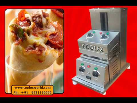BEST PIZZA CONE MACHINES IN INDIA