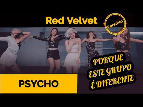 Psycho (Red Velvet) - VEREDITO