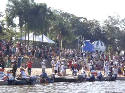festival de pesca em caceres LARGADA - 2010..carlos mattiello