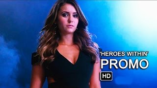 CW - 'Heroes Within' Promo [HD]