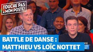Battle De Danse : Matthieu Affronte Loïc Nottet