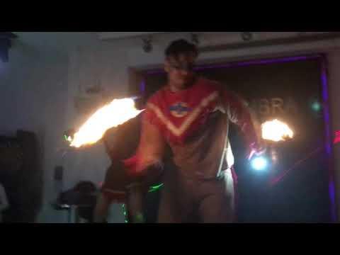 show fuego