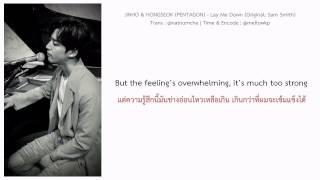 [ซับไทย] JinHo & HongSeok (Pentagon) - Lay Me Down (Cover)