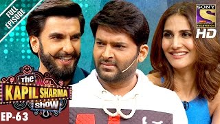 The Kapil Sharma Show  Episode 63–दी कपिल शर्मा शो–Ranveer And Vaani In Kapils Show–27th Nov 2016