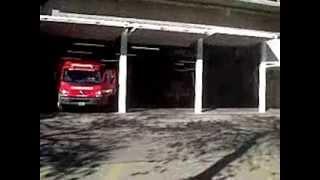 preview picture of video 'Salida Bomberos Voluntarios Chacabuco'