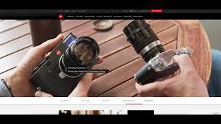BROKE PHOTOGRAPHERS GUIDE: LEICA - VLUX Typ 114 (Behind the Desk)