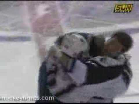 Andre Roy vs. Donald Brashear