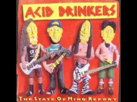 Acid Drinkers 24 Radical Questions drum thumbnail