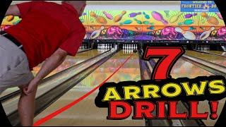 BEST BOWLING DRILL | 7 Arrows Challenge