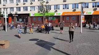 Street Band «Кочешчка Антона» — When the Saints Go Marching In