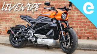Harley-Davidson LiveWire Electric Motorcycle - Electreks Review