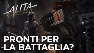 Alita: Angelo della Battaglia | Pronti per la battaglia? Spot HD | 20th Century Fox 2019