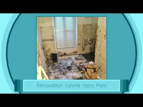 Rénovation complète de cuisine 75013 Paris