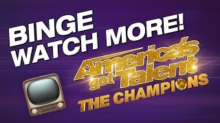 Wow! More Binge Watching Of Amazing Talents! - America's Got Talent: The Champions thumbnail