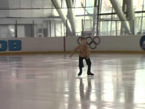 Фінал Кубку України серед юних фігуристів 2012