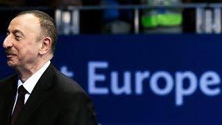 Азербайджанские деньги в Европе