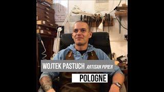 Présentation // Wojtek pastuch // Artisan pipier