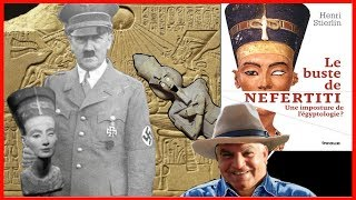 "5 Crazy Facts About the ""Nefertiti"" Bust - IS IT FAKE?!? - Studio-214"