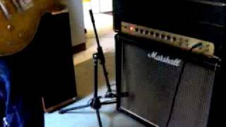 Vintage 1968 Super PA Marshall Plexi Demo.mp4