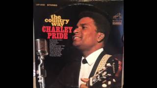 CHARLEY PRIDE - GONE, ON THE OTHER HAND  - VINYL