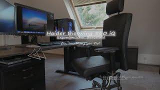 Bürostuhl Test: Haider Bioswing 560iQ