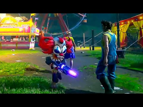 Destroy All Humans Gameplay Trailer