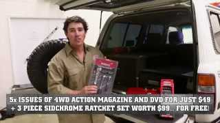 4WD Action: Special Sidchrome Deal