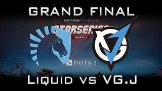 Liquid vs VG.J Grand Final Starladder i-League 2017 Highlights Dota 2 - Part 2