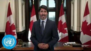 🇨🇦 Canada - Prime Minister Addresses General Debate, 75th Session
