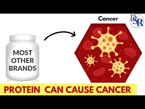 💪 WARNING: Protein Powders Can Cause Cancer