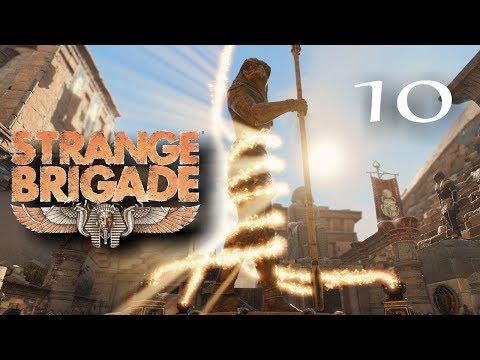 Strange Brigade [o10] - Piramida Besa [część_1z2]