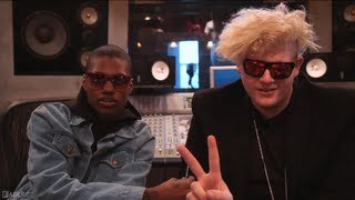 Blood Diamonds and Dominic Lord - Studio Time (Episode 20)