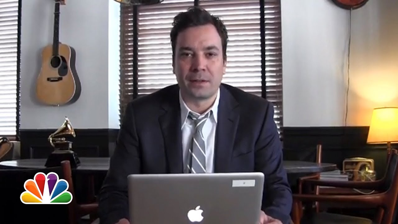 Ask Jimmy: What's Your Favorite Video Game? (Late Night with Jimmy Fallon) thumbnail