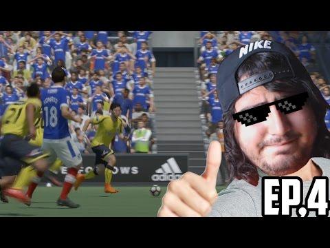 CON ESTOS DELANTEROS LLEGAR A DIVISION 1 SERA FACIL - RUMBO A DIVISIÓN 1 EP.4 EN FIFA 17
