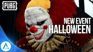 PUBG Xbox: New HALLOWEEN EVENT Teaser, Next Update,  Blackout + Channel Update