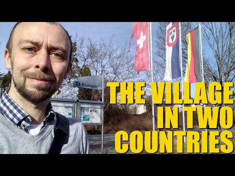 Discover This Unique Village That's Between Two Countries!