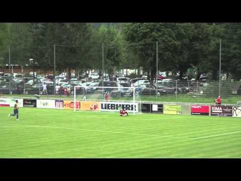 Cupspiel FCN vs. FC Schruns