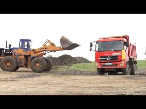 Во Владимировском сельском поселении начался капитальный ремонт автомобильной дороги