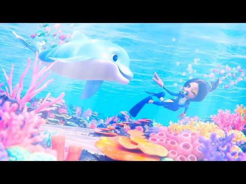 Chapitre II - La plongeuse et le dauphin de Balan Wonderworld