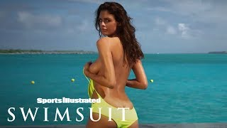 Bo Krsmanovic Behind The Scenes At One Of Her Hottest Shoots | Sports Illustrated Swimsuit