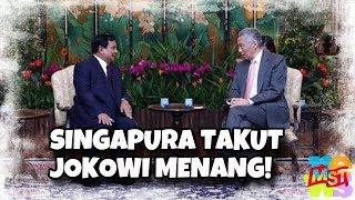 Download Video Analisa Kenapa Singapura Ingin Lengserkan Jokowi Lewat Prabowo MP3 3GP MP4