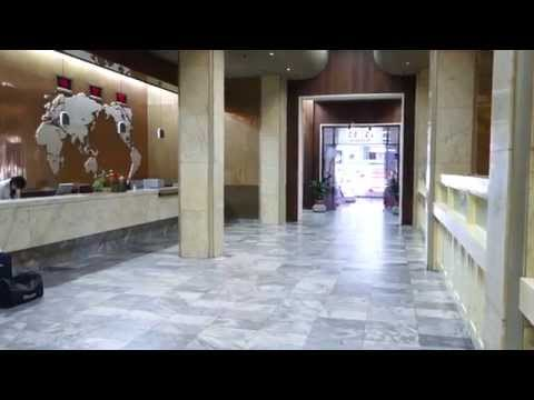 Tour of the Koryo Hotel in Pyongyang, North Korea