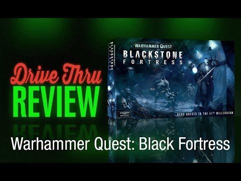 "[DriveThruReview] #635: ""Warhammer Quest: Blackstone Fortress"""